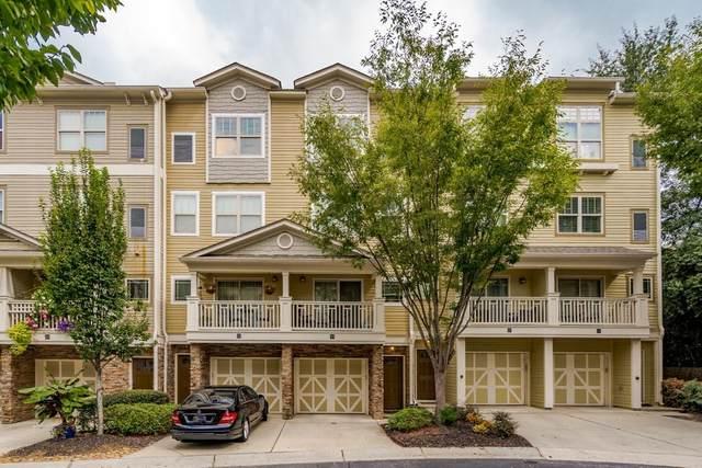 216 Semel Circle NW #375, Atlanta, GA 30309 (MLS #6780389) :: The Heyl Group at Keller Williams