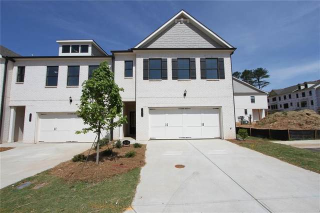 3542 Amarath Terrace #74, Duluth, GA 30096 (MLS #6780393) :: The Heyl Group at Keller Williams