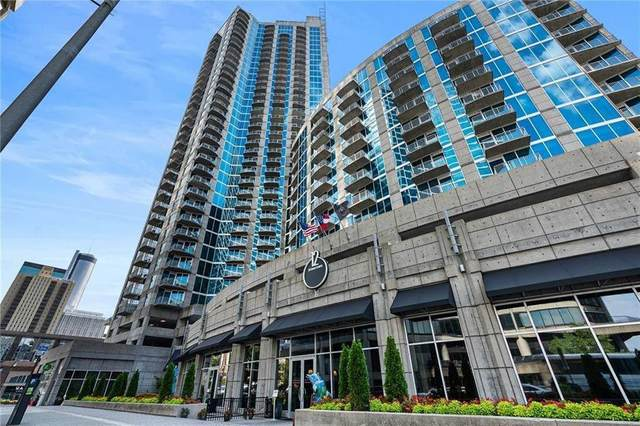 400 W Peachtree Street NW #1706, Atlanta, GA 30308 (MLS #6780396) :: Vicki Dyer Real Estate