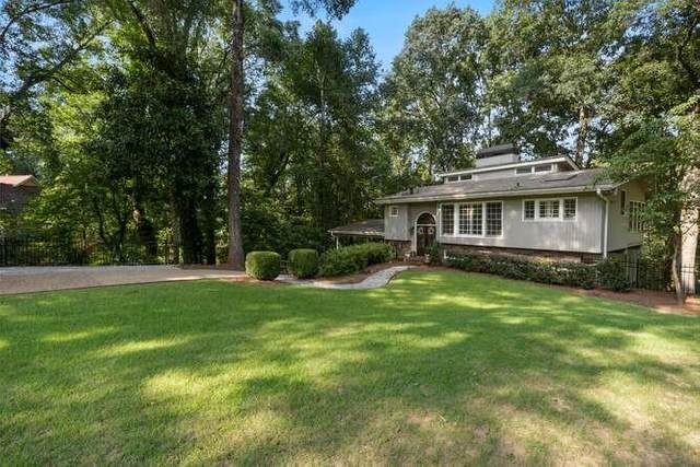 2925 Ridgewood Circle NW, Atlanta, GA 30327 (MLS #6780418) :: North Atlanta Home Team