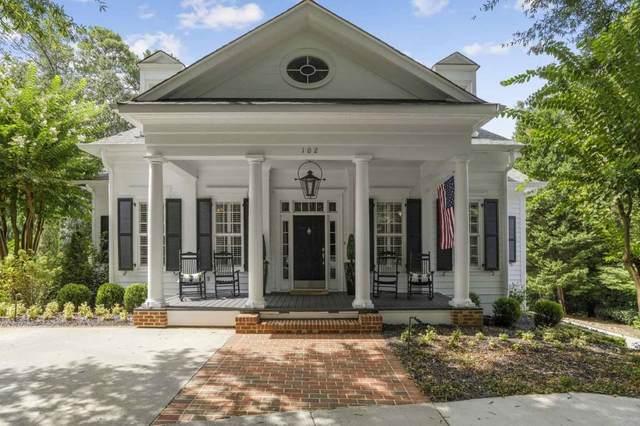 102 N Cove Drive, Peachtree City, GA 30269 (MLS #6780421) :: RE/MAX Prestige