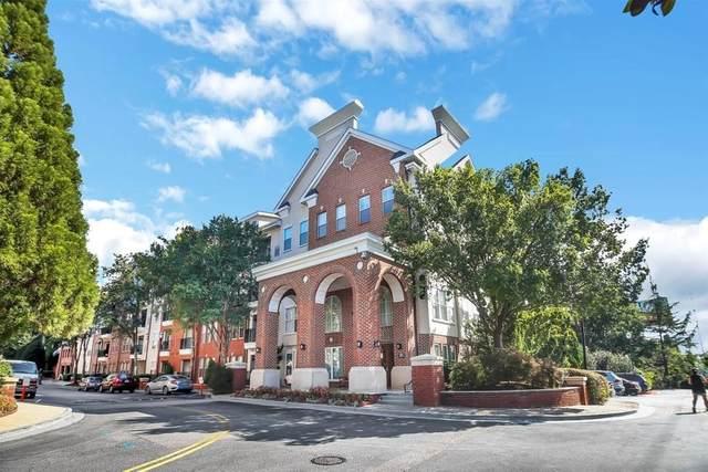1850 Cotillion Drive Drive #1305, Atlanta, GA 30338 (MLS #6780423) :: Good Living Real Estate