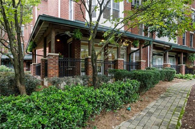 850 Piedmont Avenue NE #3114, Atlanta, GA 30308 (MLS #6780426) :: The Zac Team @ RE/MAX Metro Atlanta