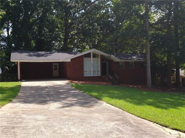 6574 Katie Lane, Morrow, GA 30260 (MLS #6780466) :: North Atlanta Home Team