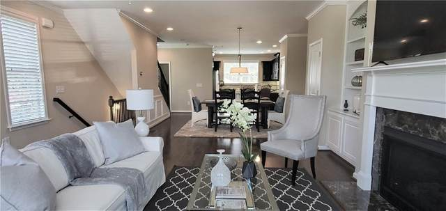 1233 Poston Place SE, Smyrna, GA 30080 (MLS #6780484) :: Good Living Real Estate