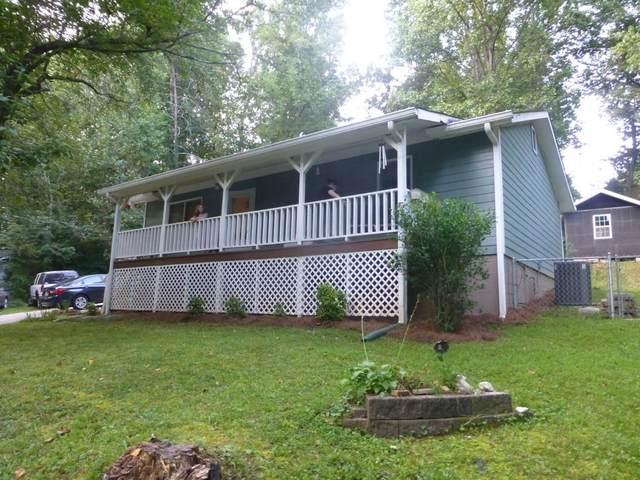 174 Mountainside Drive E, Dawsonville, GA 30534 (MLS #6780494) :: North Atlanta Home Team