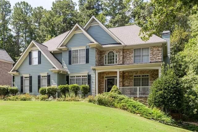 1575 Menlo Drive NW, Kennesaw, GA 30152 (MLS #6780498) :: The Heyl Group at Keller Williams