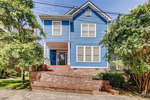 122 Richardson Street SE, Atlanta, GA 30312 (MLS #6780514) :: Vicki Dyer Real Estate