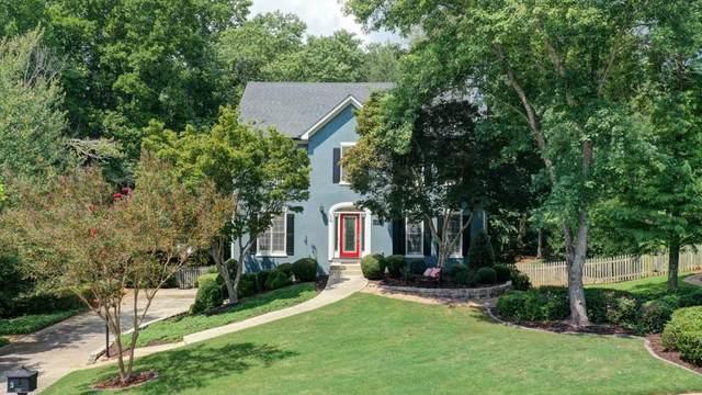 702 Chanson Drive SW, Marietta, GA 30064 (MLS #6780527) :: North Atlanta Home Team