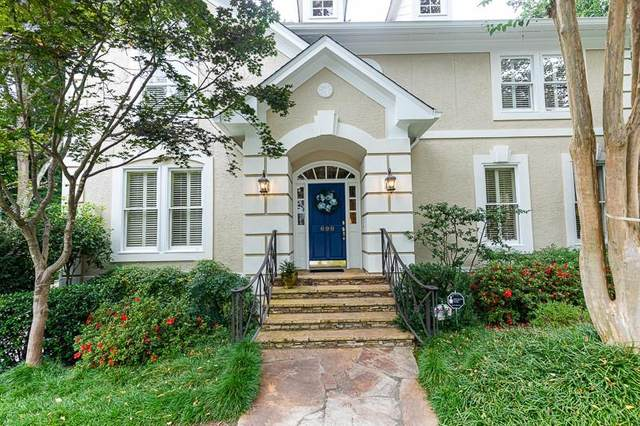 690 Greystone Park NE, Atlanta, GA 30324 (MLS #6780602) :: The Hinsons - Mike Hinson & Harriet Hinson