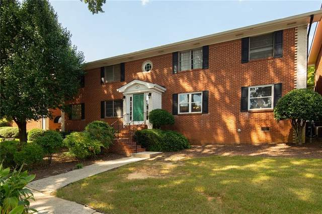 4282 Roswell Road NE N3, Atlanta, GA 30342 (MLS #6780607) :: Keller Williams Realty Cityside