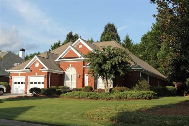 2491 Gramercy Park Circle, Duluth, GA 30097 (MLS #6780622) :: The Heyl Group at Keller Williams