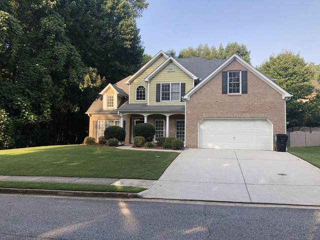 2809 Montview Way, Marietta, GA 30060 (MLS #6780631) :: North Atlanta Home Team