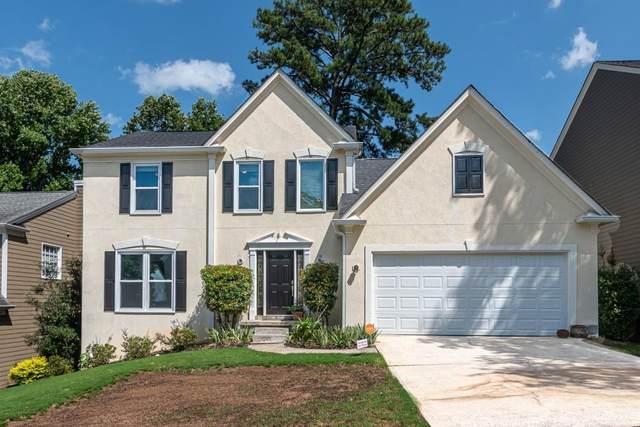 9020 Brockham Way, Alpharetta, GA 30022 (MLS #6780635) :: North Atlanta Home Team