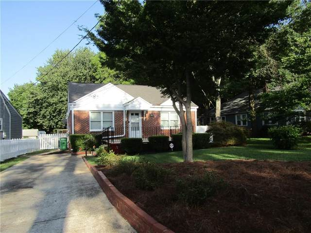 783 Livingstone Place, Decatur, GA 30030 (MLS #6780641) :: The Heyl Group at Keller Williams
