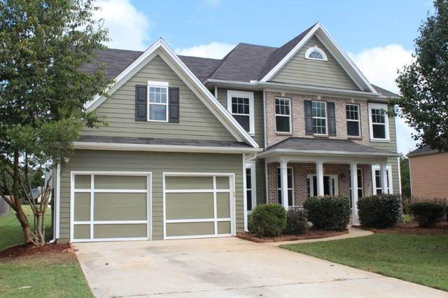 346 Victory Lane, Locust Grove, GA 30248 (MLS #6780653) :: Tonda Booker Real Estate Sales