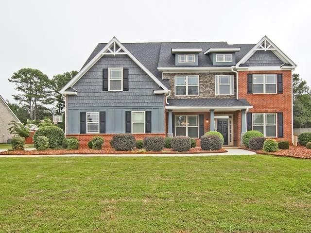 1828 Millstone Manor, Conyers, GA 30013 (MLS #6780661) :: North Atlanta Home Team