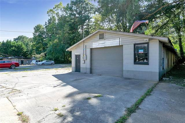 4157 S Main Street, Acworth, GA 30101 (MLS #6780669) :: Good Living Real Estate