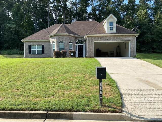 1178 Cliftwood Drive, Riverdale, GA 30296 (MLS #6780670) :: The Heyl Group at Keller Williams