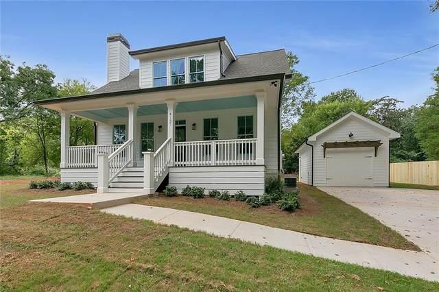 4137 Grogan Street, Acworth, GA 30101 (MLS #6780679) :: Good Living Real Estate
