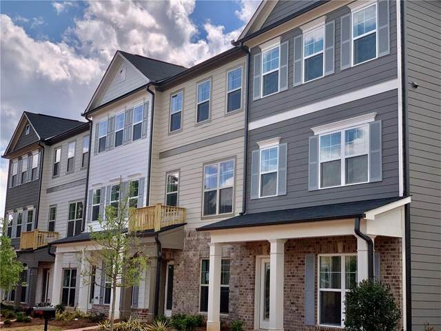 3659 Princeton Avenue #906, College Park, GA 30337 (MLS #6780705) :: Vicki Dyer Real Estate