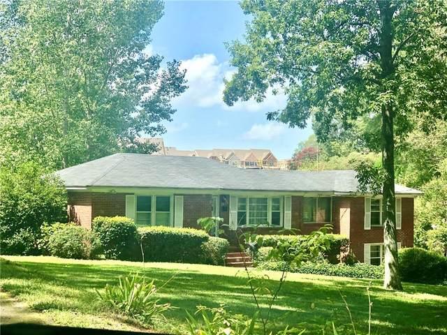 560 Lovejoy Street SE, Marietta, GA 30008 (MLS #6780712) :: Keller Williams Realty Cityside