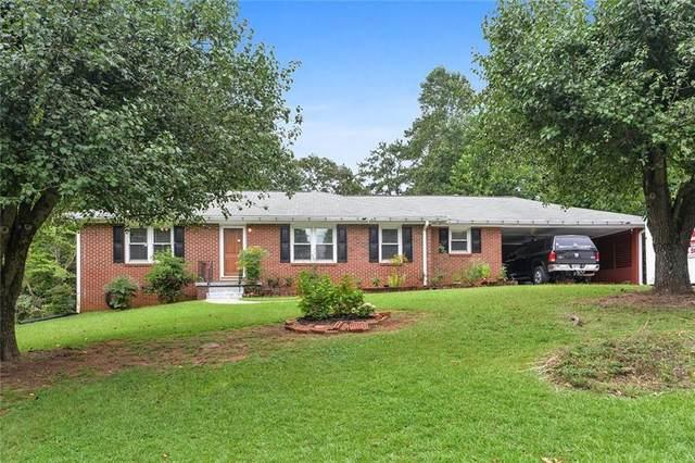 870 Walnut Circle SW, Marietta, GA 30060 (MLS #6780719) :: North Atlanta Home Team
