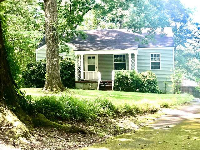 570 Lovejoy Street SE, Marietta, GA 30008 (MLS #6780727) :: Tonda Booker Real Estate Sales