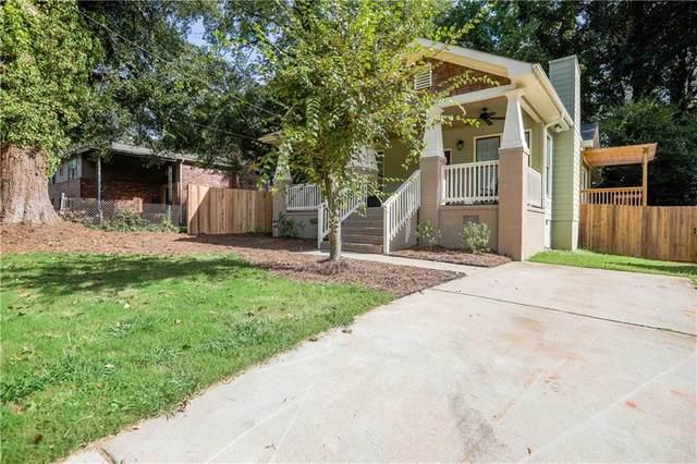 1660 SW Emerald Avenue SW, Atlanta, GA 30310 (MLS #6780749) :: RE/MAX Prestige