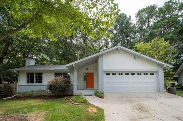 3141 Bomar Forest Place, Decatur, GA 30033 (MLS #6780828) :: North Atlanta Home Team