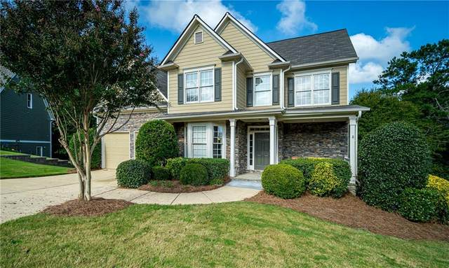 7 Adelaide Crossing, Acworth, GA 30101 (MLS #6780840) :: Path & Post Real Estate