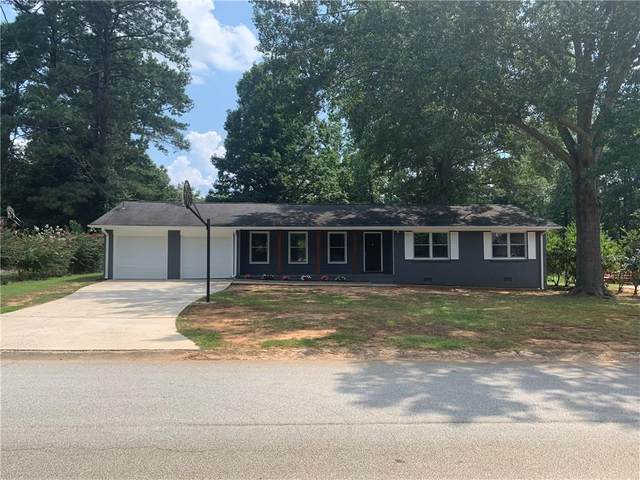 171 Greenbriar Court SE, Conyers, GA 30094 (MLS #6780858) :: Tonda Booker Real Estate Sales