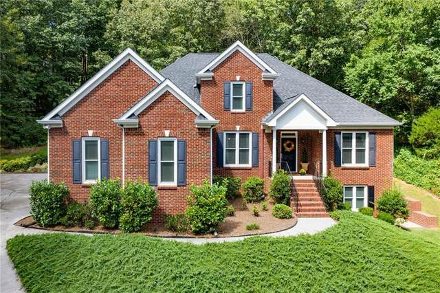 15 Bedford Ridge NW, Cartersville, GA 30121 (MLS #6780885) :: North Atlanta Home Team