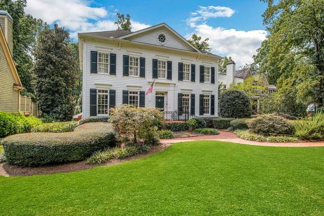 4555 Club Drive NE, Atlanta, GA 30319 (MLS #6780924) :: Dillard and Company Realty Group