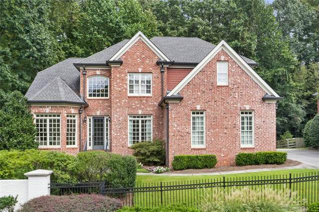 700 Lake Summit Drive, Atlanta, GA 30342 (MLS #6780965) :: North Atlanta Home Team