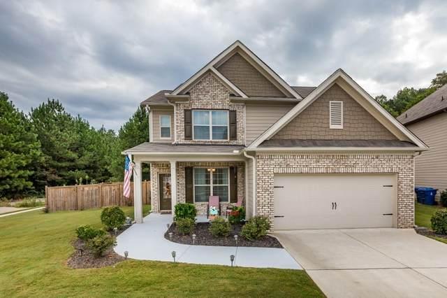 401 Silverwood Drive, Dallas, GA 30157 (MLS #6780985) :: North Atlanta Home Team