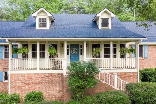 3051 Sandy Creek Court, Loganville, GA 30052 (MLS #6780995) :: North Atlanta Home Team