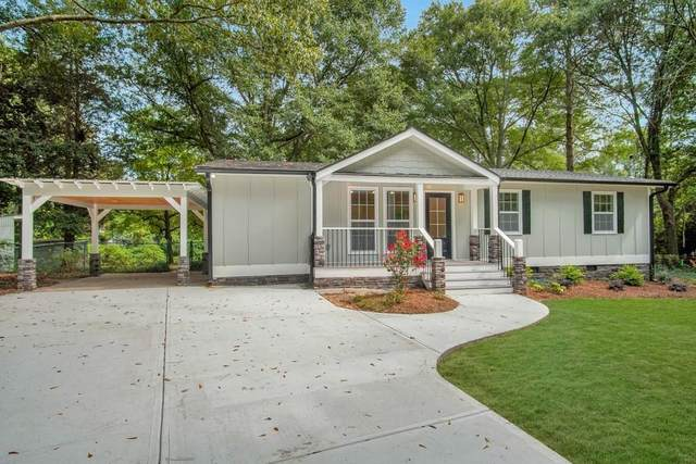 2783 Mildred Place SE, Smyrna, GA 30080 (MLS #6781005) :: The Cowan Connection Team
