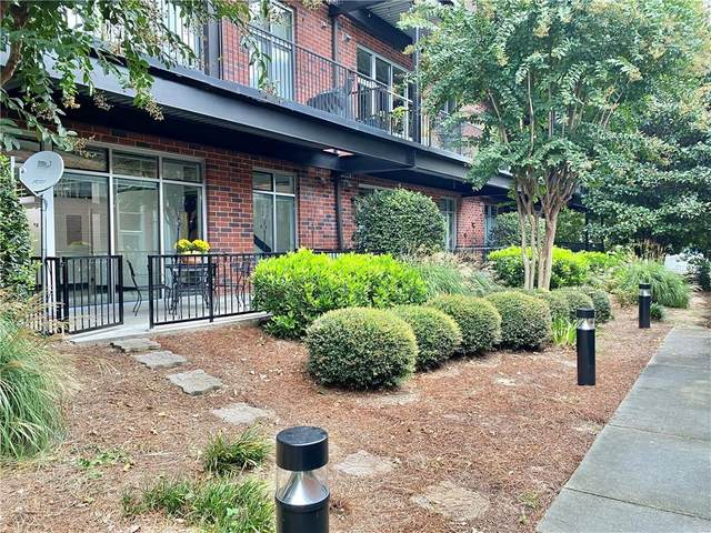 5200 Peachtree Road #3111, Chamblee, GA 30341 (MLS #6781022) :: Vicki Dyer Real Estate