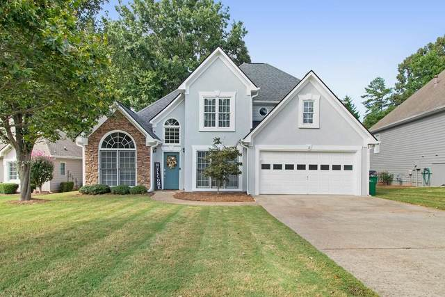 122 Dragging Canoe, Woodstock, GA 30189 (MLS #6781060) :: Todd Lemoine Team