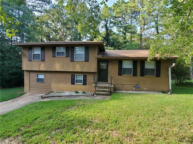 217 Leafwood Lane, Riverdale, GA 30274 (MLS #6781082) :: The Heyl Group at Keller Williams