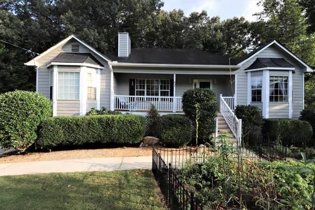 41 Summer Creek Place, Dallas, GA 30157 (MLS #6781114) :: The Cowan Connection Team