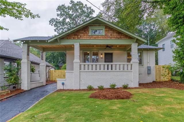 938 Dill Avenue SW, Atlanta, GA 30310 (MLS #6781140) :: The Cowan Connection Team