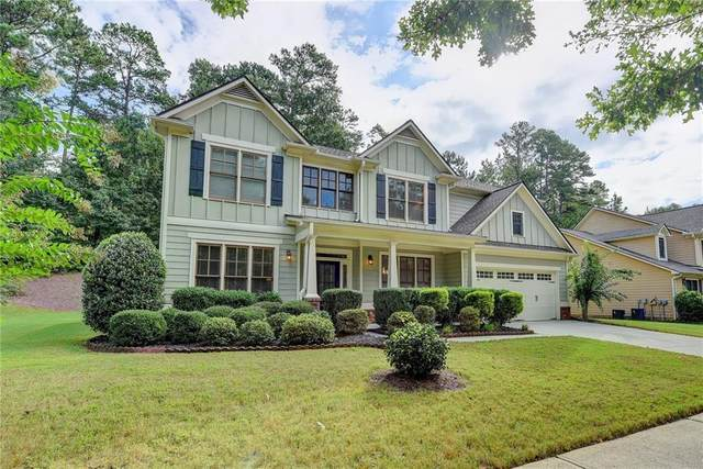 3919 Grand Park Drive, Suwanee, GA 30024 (MLS #6781157) :: The Cowan Connection Team