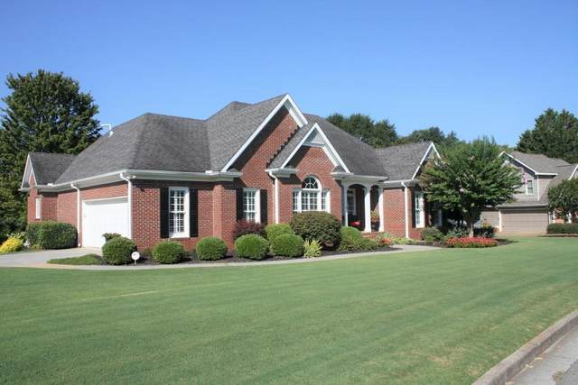 1 Hampton Lane, Cartersville, GA 30120 (MLS #6781226) :: The Cowan Connection Team