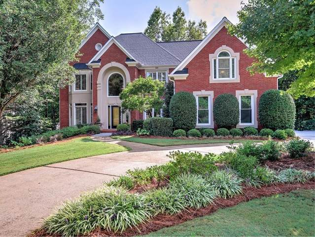 2486 Regency Lake Drive, Marietta, GA 30062 (MLS #6781235) :: The Cowan Connection Team