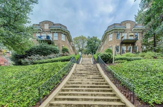 907 Piedmont Avenue NE #15, Atlanta, GA 30309 (MLS #6781251) :: North Atlanta Home Team