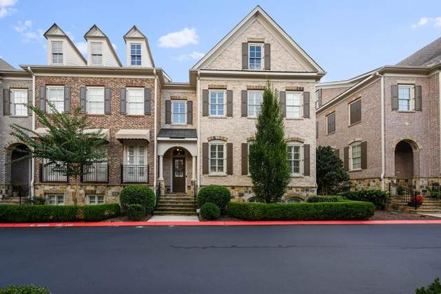 2362 Saint Davids Square #15, Kennesaw, GA 30152 (MLS #6781257) :: North Atlanta Home Team