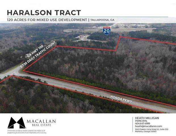 0 Ga Hwy 100, Tallapoosa, GA 30182 (MLS #6781288) :: The Hinsons - Mike Hinson & Harriet Hinson