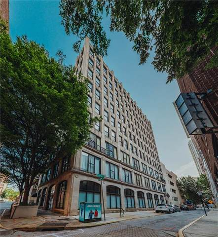 90 Fairlie Street NW #902, Atlanta, GA 30303 (MLS #6781289) :: Team RRP | Keller Knapp, Inc.